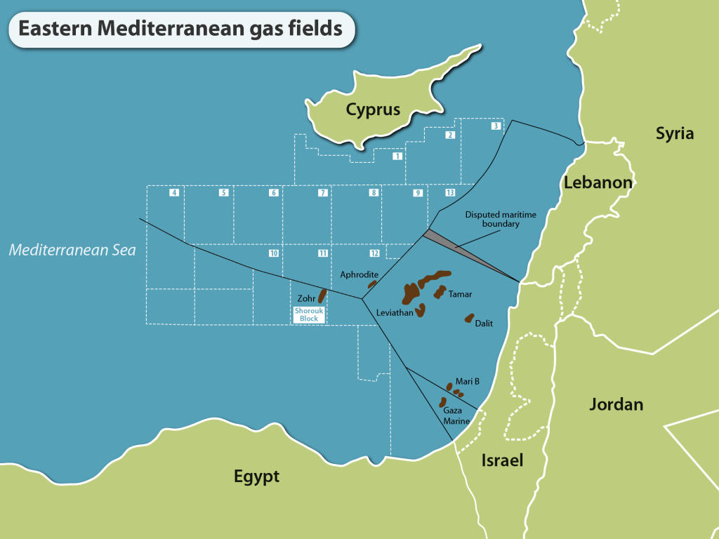 Cyprus Natural Gas