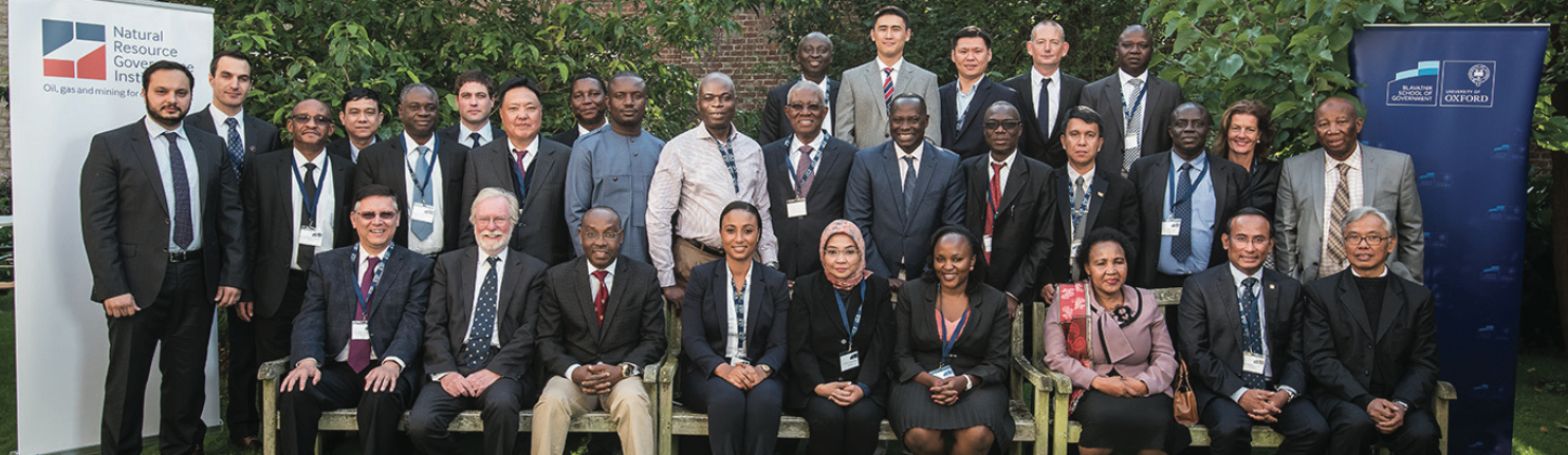 Executive course on oil, gas and mining governance