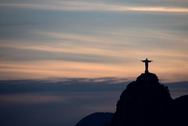 Christ Redeemer, Brazil - Picture Credit: Flickr/Christian Haugen