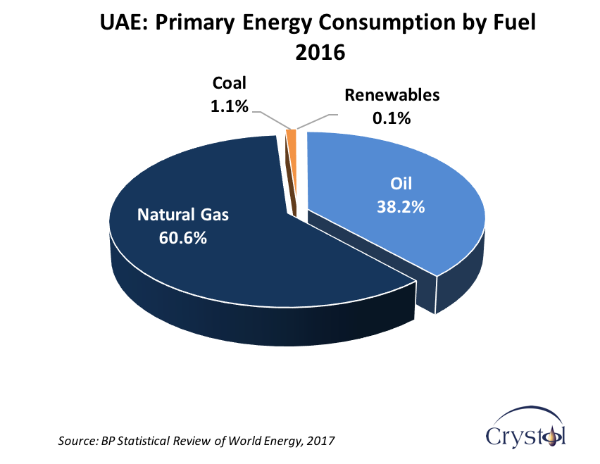 UAE Primary Energy